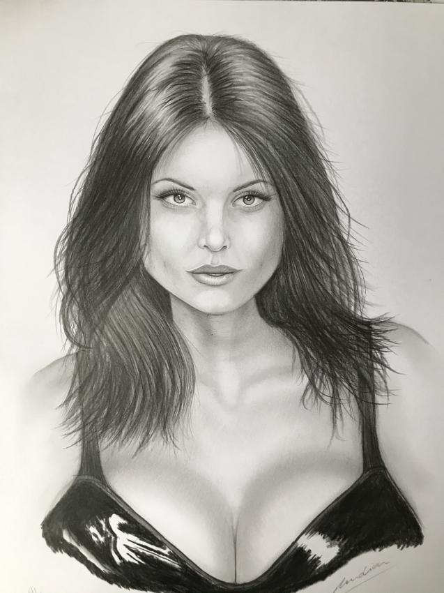 Alison Armitage by VincentMeridian